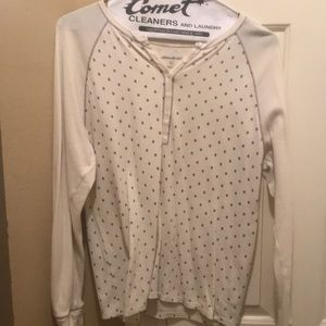 Eddie Bauer long sleeve shirt